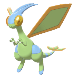 Pokemon Sword and Shield Shiny Flygon