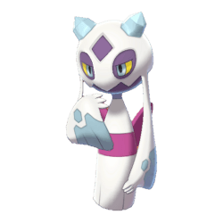 Pokemon Sword and Shield Shiny Froslass