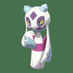 Pokemon Sword and Shield Shiny Froslass