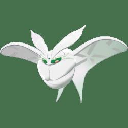 Pokemon Sword and Shield Shiny Frosmoth