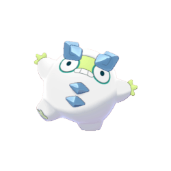 Pokemon Sword and Shield Shiny Galarian Darumaka