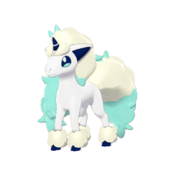 Pokemon Sword and Shield Shiny Galarian Ponyta