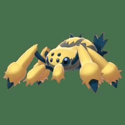 Pokemon Sword and Shield Shiny Galvantula