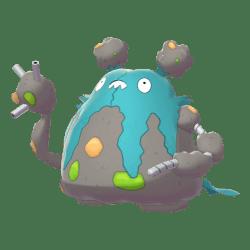 Pokemon Sword and Shield Shiny Garbodor