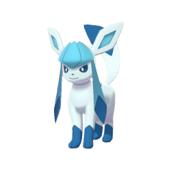 Pokemon Sword and Shield Shiny Glaceon