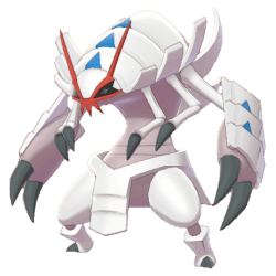 Pokemon Sword and Shield Shiny Golisopod
