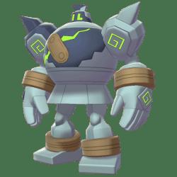 Pokemon Sword and Shield Shiny Golurk
