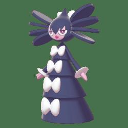Pokemon Sword and Shield Shiny Gothitelle