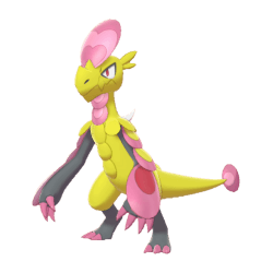 Pokemon Sword and Shield Shiny Hakamo-o