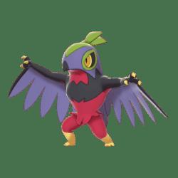 Pokemon Sword and Shield Shiny Hawlucha