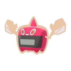 Pokemon Sword and Shield Shiny Heat Rotom