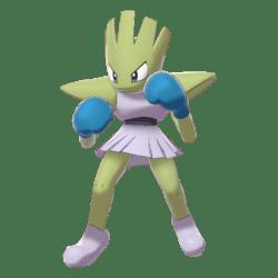 Pokemon Sword and Shield Shiny Hitmonchan