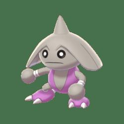 Pokemon Sword and Shield Shiny Hitmontop