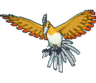 Pokemon Sword and Shield Shiny Ho-Oh