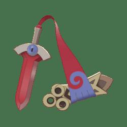 Pokemon Sword and Shield Shiny Honedge