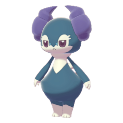 Pokemon Sword and Shield Shiny Indeedee