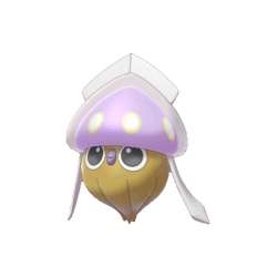 Pokemon Sword and Shield Shiny Inkay