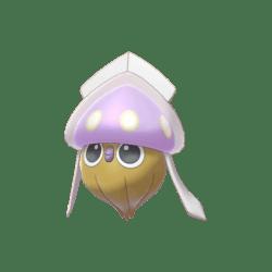 Pokemon Sword and Shield Shiny Inkay