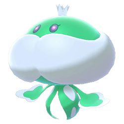 Pokemon Sword and Shield Shiny Jellicent
