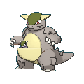 Pokemon Sword and Shield Shiny Kangaskhan