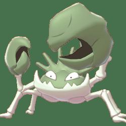 Pokemon Sword and Shield Shiny Kingler