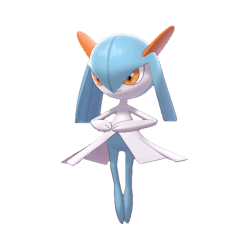 Pokemon Sword and Shield Shiny Kirlia