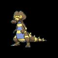 Pokemon Sword and Shield Shiny Krokorok