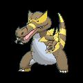 Pokemon Sword and Shield Shiny Krookodile