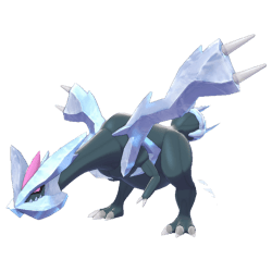 Pokemon Sword and Shield Shiny Kyurem