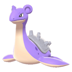Pokemon Sword and Shield Shiny Lapras