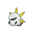 Pokemon Sword and Shield Shiny Larvesta