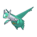 Pokemon Sword and Shield Shiny Latios