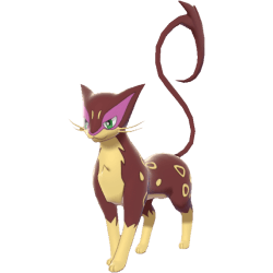 Pokemon Sword and Shield Shiny Liepard