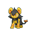 Pokemon Sword and Shield Shiny Luxio