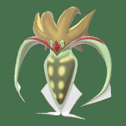 Pokemon Sword and Shield Shiny Malamar
