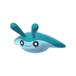 Pokemon Sword and Shield Shiny Mantyke