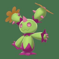 Pokemon Sword and Shield Shiny Maractus