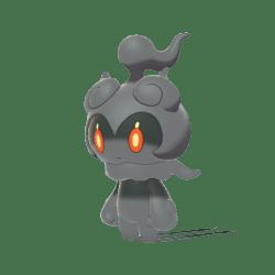 Pokemon Sword and Shield Shiny Marshadow