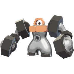 Pokemon Sword and Shield Shiny Melmetal