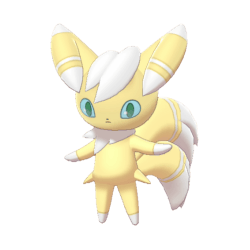 Pokemon Sword and Shield Shiny Meowstic