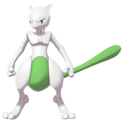 Pokemon Sword and Shield Shiny Mewtwo