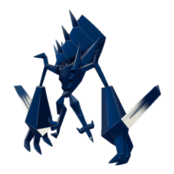 Pokemon Sword and Shield Shiny Necrozma