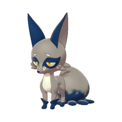 Pokemon Sword and Shield Shiny Nickit