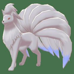 Pokemon Sword and Shield Shiny Ninetales