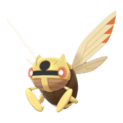 Pokemon Sword and Shield Shiny Ninjask