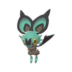 Pokemon Sword and Shield Shiny Noibat