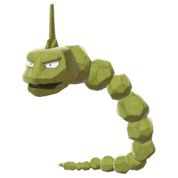 Pokemon Sword and Shield Shiny Onix