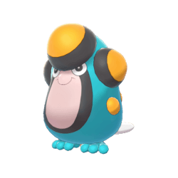 Pokemon Sword and Shield Shiny Palpitoad