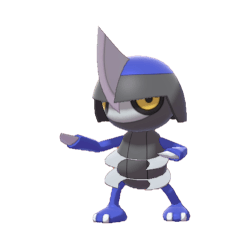 Pokemon Sword and Shield Shiny Pawniard