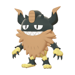 Pokemon Sword and Shield Shiny Perrserker